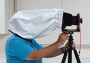 8x10 BTZS Focus Hood (dark cloth) - Large Format