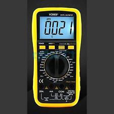 VC9808+ Digital Capacitance Inductance Multimeter AC/DC Volt Meter Ohm Tester