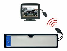 """Kennzeichenkamera, Funkübertrager, 3.5"""" Monitor, passend für Opel"""