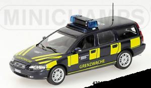 Minichamps 430171885 - Volvo V70 Pause – 1998 'border Garde Suisse