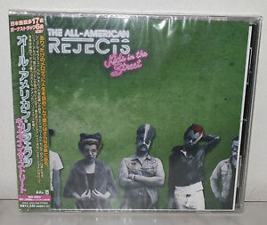 CD-THE-ALL-AMERICAN-REJECTS-KIDS-IN-THE-STREET-UICS-1246-JAPAN-NUOVO-NEW