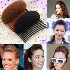 2 Pcs Hair Comb Modeling Sponge Styling Bun Maker Braid Styling Clip Accessories