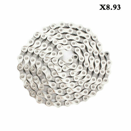 KMC MTB Bike 6//7//8//9//10//11S 116//118L Chains Cassette Sprocket Bicycle Chain Cogs