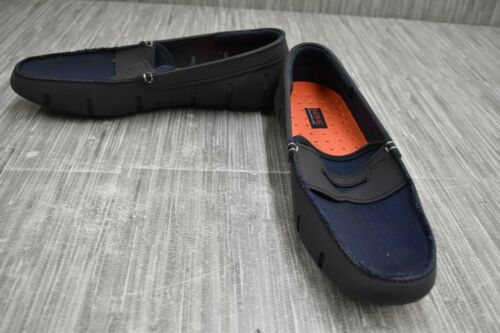 **SWIMS Penny Loafer, Men's Size 10, Navy