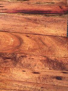 Hawaiian Koa Wood Flooring Curly Millennium Vinyl Knoa S Dallas