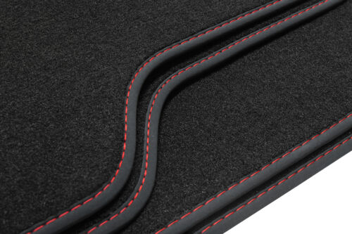 Ganzjahres Fußmatten für Seat Exeo 3R Limo ST Kombi Sport FR Bj 2009-2013