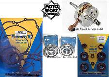 Yamaha YZ125 1994 Engine Rebuild Kit Inc Rod Gaskets Piston Seals Mains