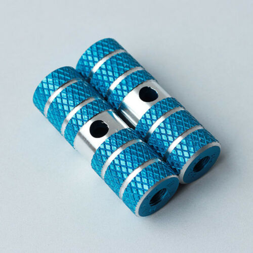 2PCS Brand NEW Axle Foot Pegs For BMX Bike Bicycle Cycling New