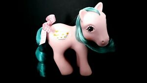 Banana-Surprise-Sundae-Best-Pony-G1-Vintage-My-Little-Pony