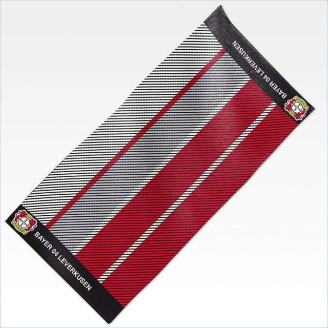 Duschtuch Bayer 04 Leverkusen Logo Handtuch Strandtuch