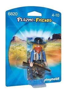 Playmobil-6820-Bandido-Oeste-Western