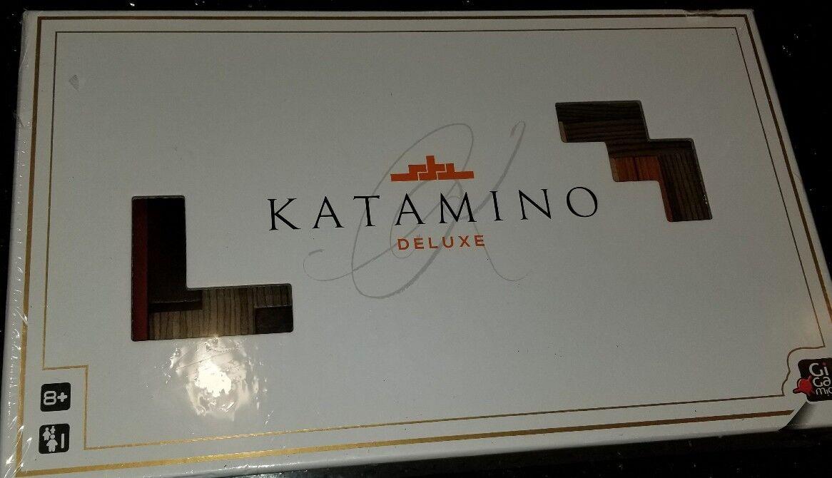 Katamino deluxe brettspiel - 3d - puzzle strategische herausforderungen gigatent hopp