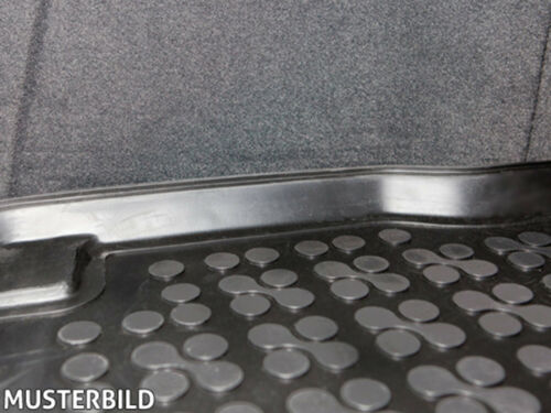 Toyota C-HR croisé 2016-Aujourd/'Hui En Caoutchouc-Tapis Baignoire Caoutchouc Tapis de coffre