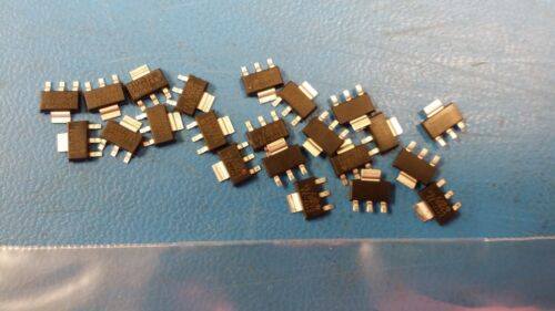SOT-223 5 PCS TC2117-3.3VDB MICROCHIP LDO Regulator Pos 3.3V 0.8A 4-Pin 3+Tab