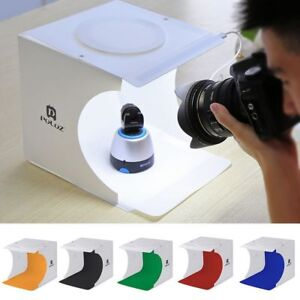 Light-Room-Photo-Studio-Photography-Lighting-Tent-Kit-Backdrop-Cube-Mini-Box-CO