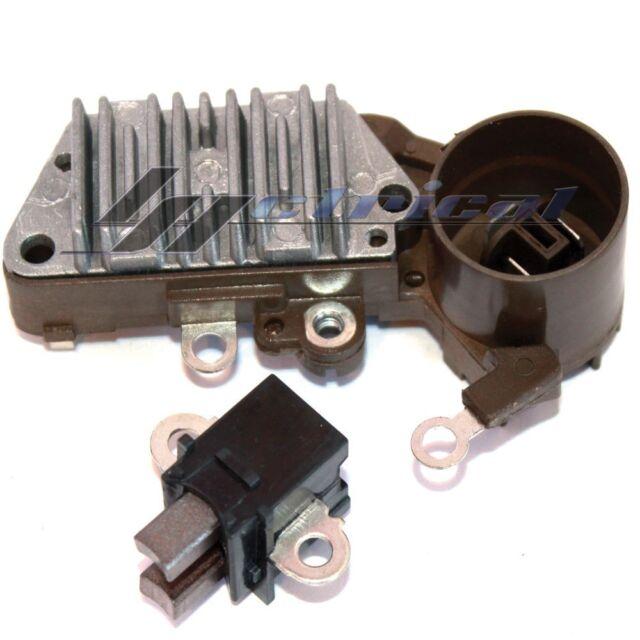 repair plug harness 3 wire pin connector fits chevy sprint pontiac rh ebay com Delco Remy Alternator Wiring Diagram GM Delco Alternator Wiring Diagram