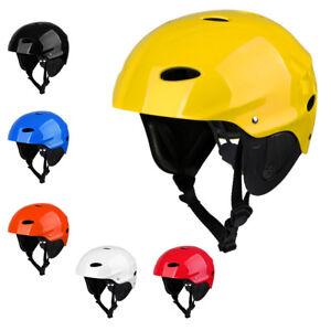 Premium Safety Helmet Paddleboard Wakeboard Jet Ski Hard Cap CE Approved M
