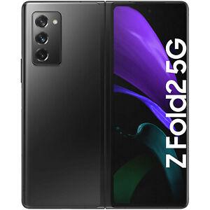 Samsung-Galaxy-Z-Fold2-5G-SM-F916B-256GB-Neu-vom-Haendler-Mystic-Black