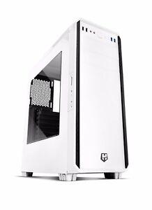 Caja-PC-Ordenador-torre-ATX-NOX-NXHUMMERZSZ-USB-3-0-Gaming-Blanca