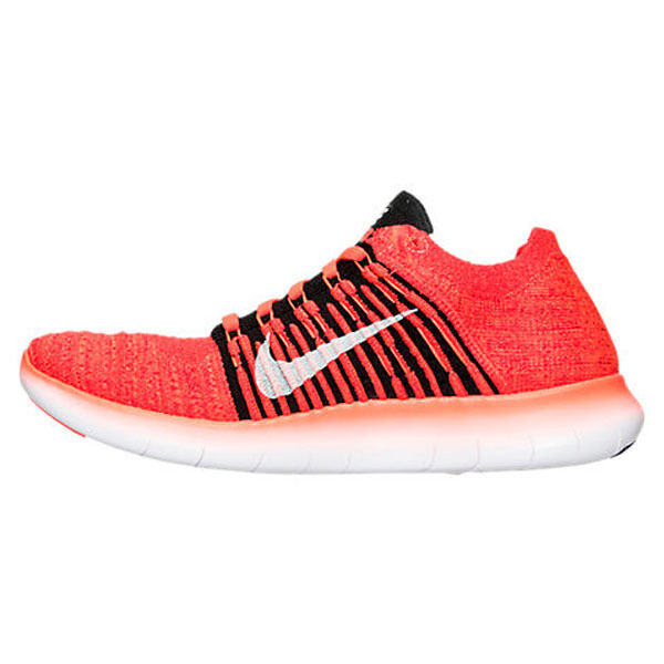 reputable site 87b73 f1f58 Nike Free Rn Flyknit, Flyknit, Flyknit, Men s Sizes 10-13 D BrtCrimson