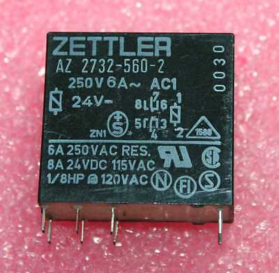 TAKAMISAWA SZ-12W-K 12v PCB Micro relay 28B072 Lot of 3