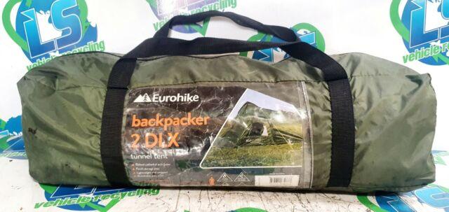 EUROHIKE BACKPACKER 2 DLX TUNNEL TENT