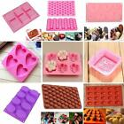 6/8/55 Cavity Chocolate Candy Jelly Soap Silicone Mould Cake Baking Mold Tool