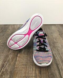 0d575f330f4d Image is loading Nike-Lunarepic-Low-Flyknit-Womens-Running-Shoe-843765-