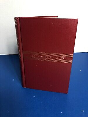 Gates of repentance prayer book