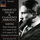Franco Gulli und Claudio Abbado von Abbado,Gulli,Cavallo,Orchestra dellAngelicum (2014)