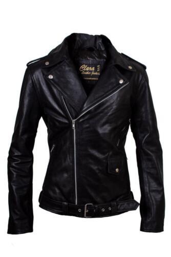 Side Homme Serpent Noir Biker Cuir Veste Vintage South Riverdale 5W6KB4