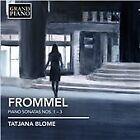 Gerhard Frommel - : Piano Sonatas Nos. 1-3 (2012)