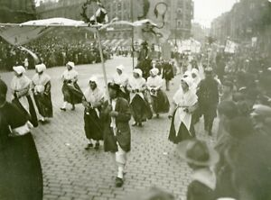 France-Lille-Great-Historical-Parade-Dunkerque-Old-Photo-Echo-du-Nord-1932