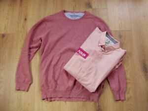 Tom-Tailor-Fynch-Hatton-Shirt-Pullover-Pink-Size-2XL-New-Combination
