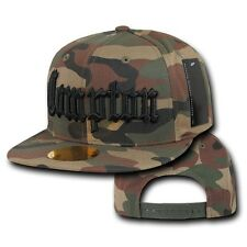 b3dfcd316 Authentic EPMD Logo Embroidered Hip Hop Snapback Hat Camo for sale ...