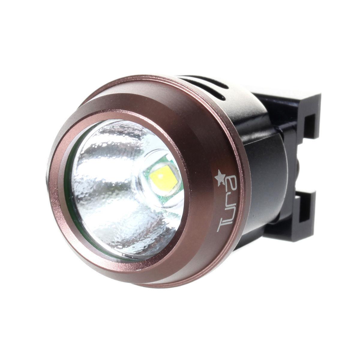 TURA SPRITE HIGH POWER MTB 850 LUMEN LED FRONT MTB POWER ROAD BIKE LIGHT REMOTE BUTTON 1b869d