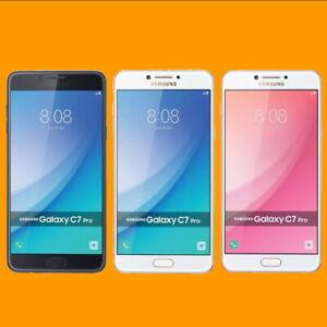 Samsung-Galaxy-C7-Pro-SM-C7010-4-64GB-16MP-NFC-5-7-034-Dual-SIM-Android-Smartphone
