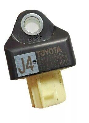 2014 TOYOTA RAV4 MK4 XA40 AIRBAG CRASH IMPACT SENSOR 89173-12180