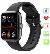 Smartwatch, KUNGIX Reloj Inteligente Impermeable IP68
