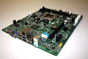 Details about Dell Optiplex 390 SFF PC Motherboard F6X5P DIH61 PB0520  0F6X5P LGA1155