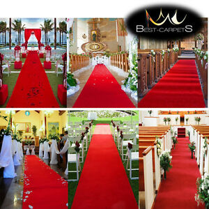 Image Is Loading Runner Wedding Red Carpets Price All Size