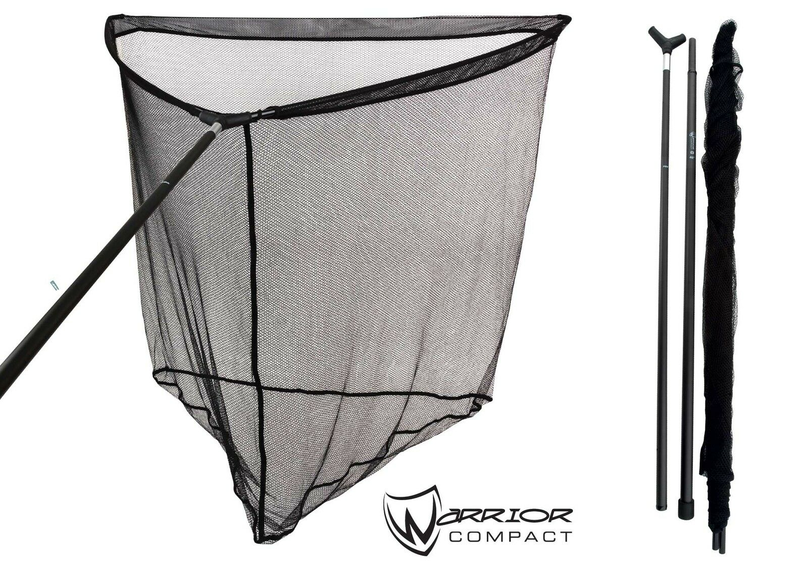 Fox Warrior S Compact Landing Net 42in   Fishing   CLN029
