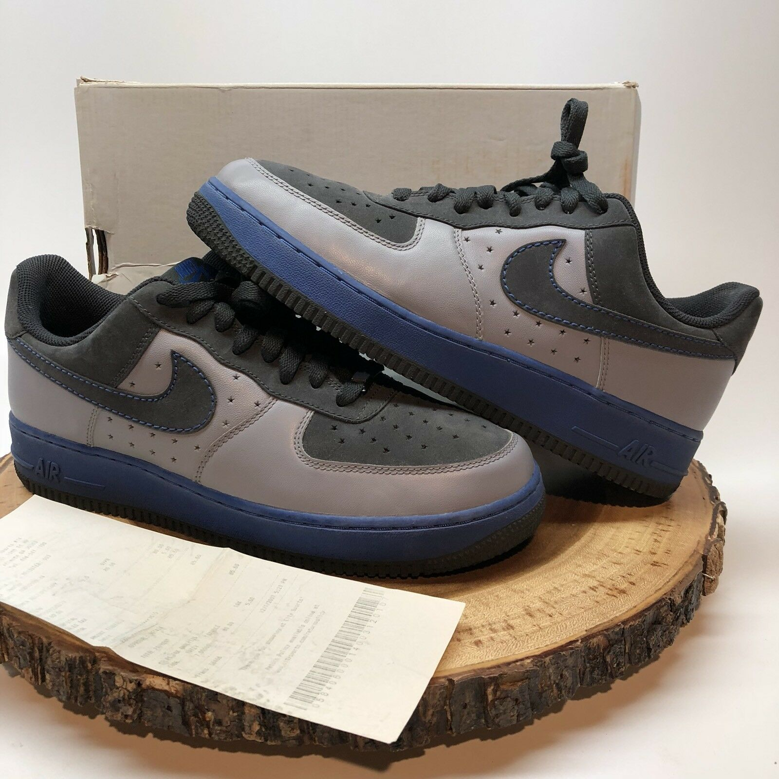 Nike Air Force Force Force One Low Premium AF1 317295 001 2 Charles Barkley CB34 059582