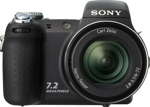 Sony Cybershot DSC-H5 Digital Camera with 1 GB Memory Card - (Trade ins Welcome - 021 945 1606)