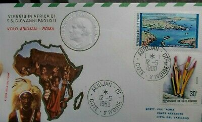 Fdc Abidjan / Cote - D´ivoire 12.5.1980 Kaufen Sie Immer Gut