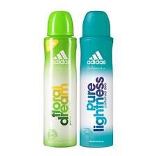 Adidas Floral Dream Pure Lightness Pack of 2 Deodorants For Women