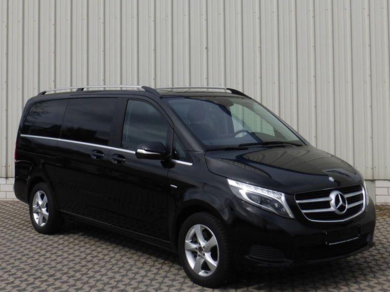 Mercedes V250 d 2,2 aut. lang - 5.471 kr.