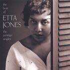 The Best of Etta Jones: The Prestige Singles by Etta Jones (CD, Apr-2002, Prestige Records)