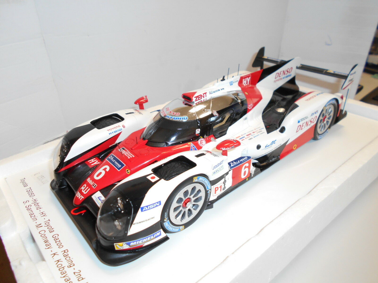 SPA18S265 by SPARKMODEL TOYOTA TS050  6 2016 1 18