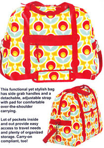 PATTERN-Carry-On-Travel-Bag-fabulous-carry-all-bag-PATTERN